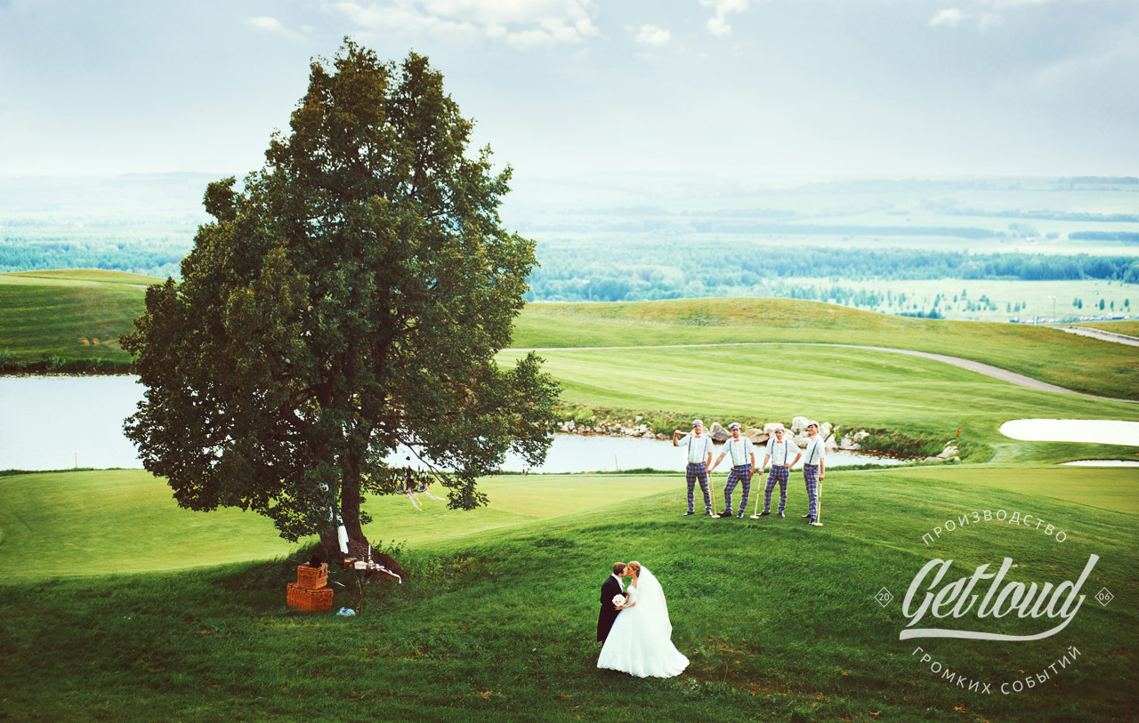 Свадьба Артёма и Натальи. British style
